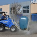 Multione-Street-Washer for mini loader