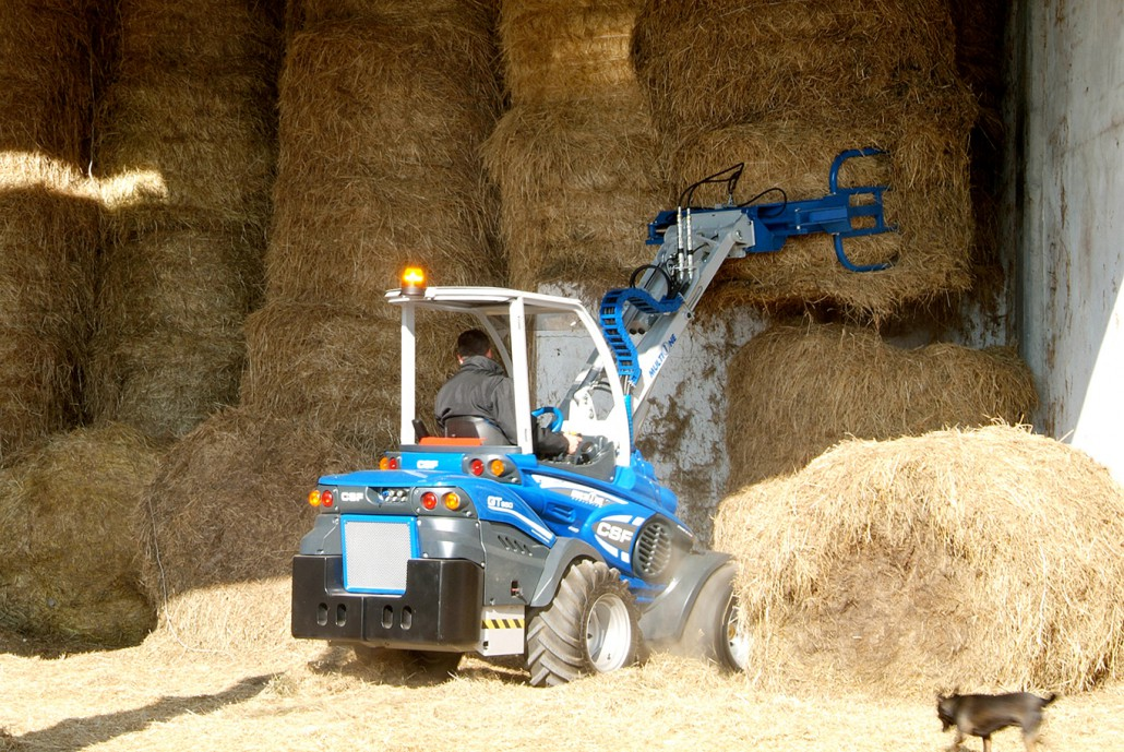 Hay Bale Grapple Multione