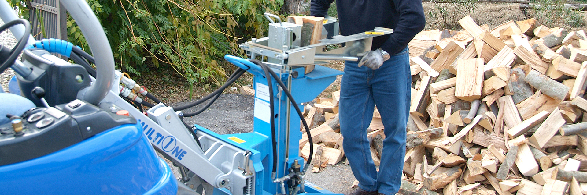 Multione-log-splitter