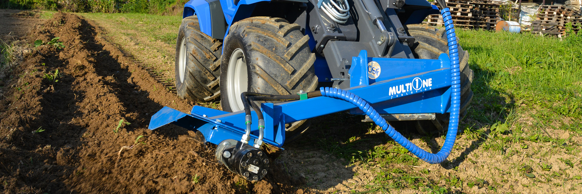 Multione-power-plough