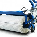 Multione-rotary-broom for mini excavator