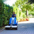 MultiOne mini loader 1 series with brush