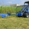 MultiOne mini loader 8 series with flail mower with side shift2