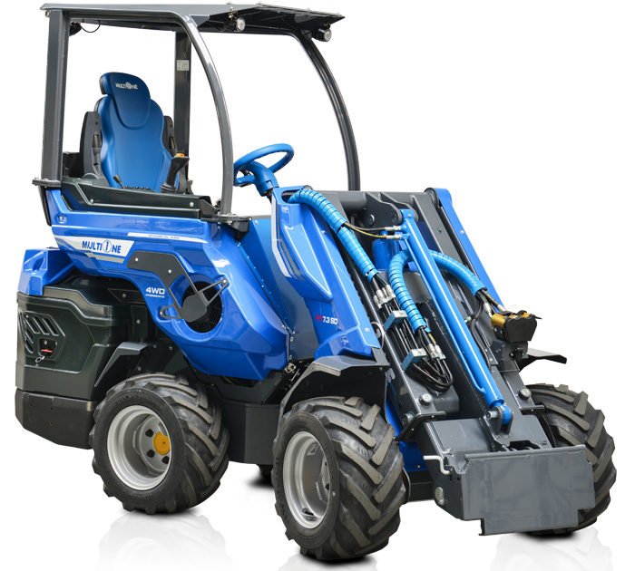 Multione mini loader 7.3SD