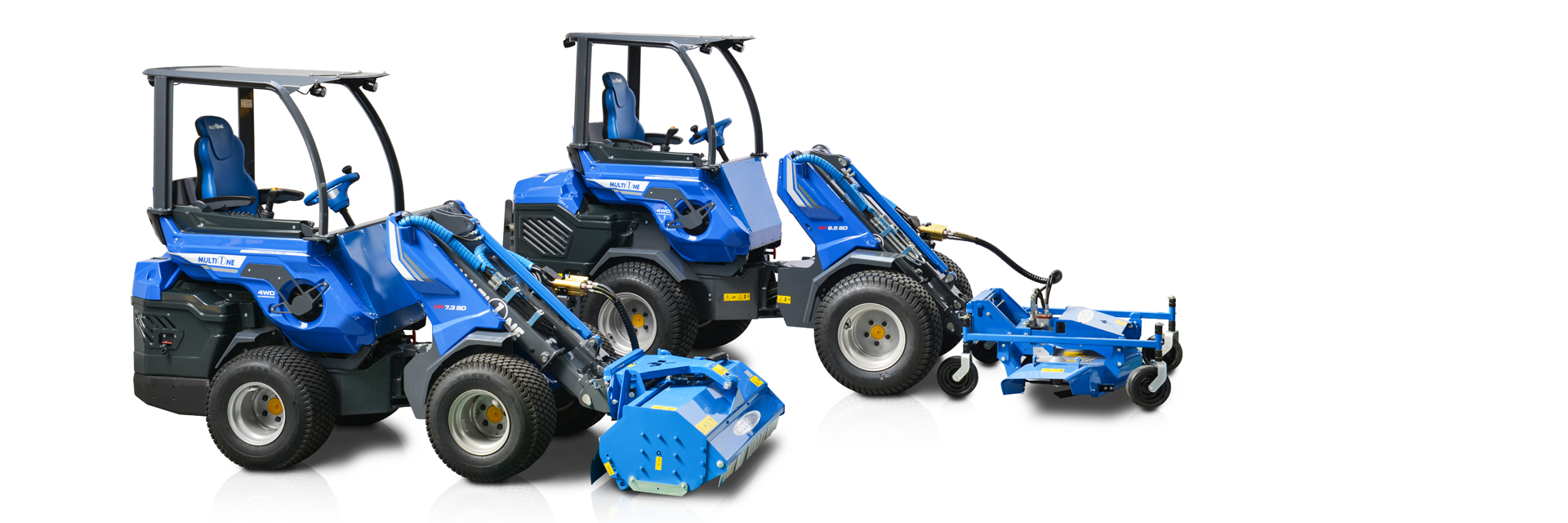 MultiOne SD series mini loader