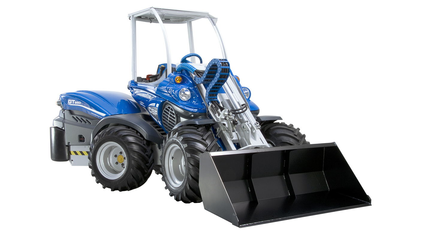 MultiOne GT950 mini loader