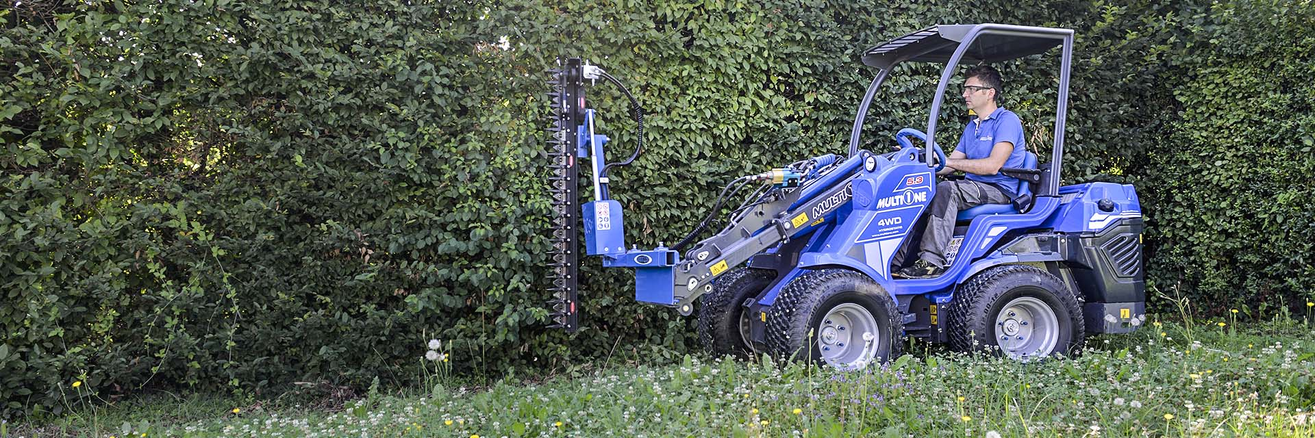 Multifunctional Mini Articulated Loaders Production